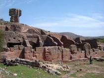 Ruinas yacimiento arqueologico de Tiermes